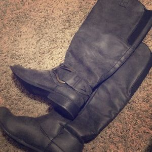 Mossimo knee-high boots